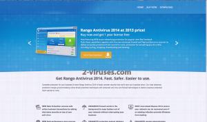 Rango Win 8 Antispyware 2014