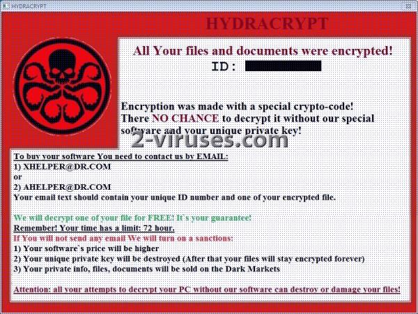 Hydracrypt
