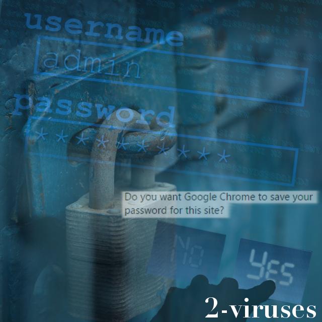 Er det sikkert at gemme sine adgangskoder i webbrowserne?