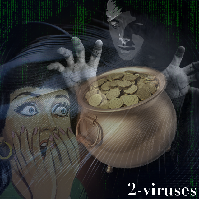 Ofre for ransomware vil sandsynligvis betale løsesummen