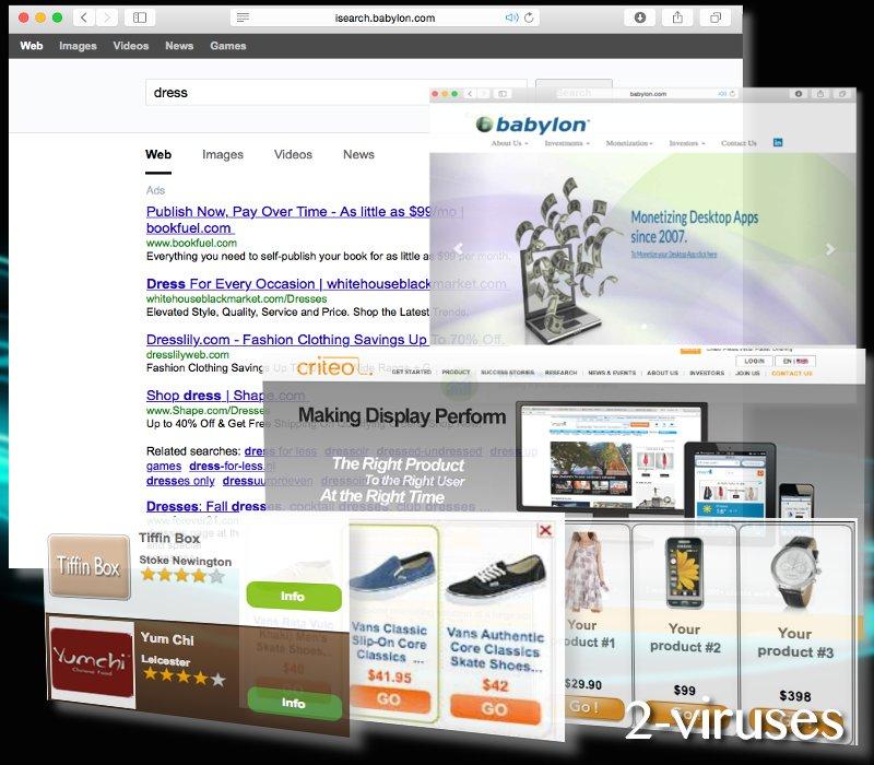 iSearch.babylon.com virus