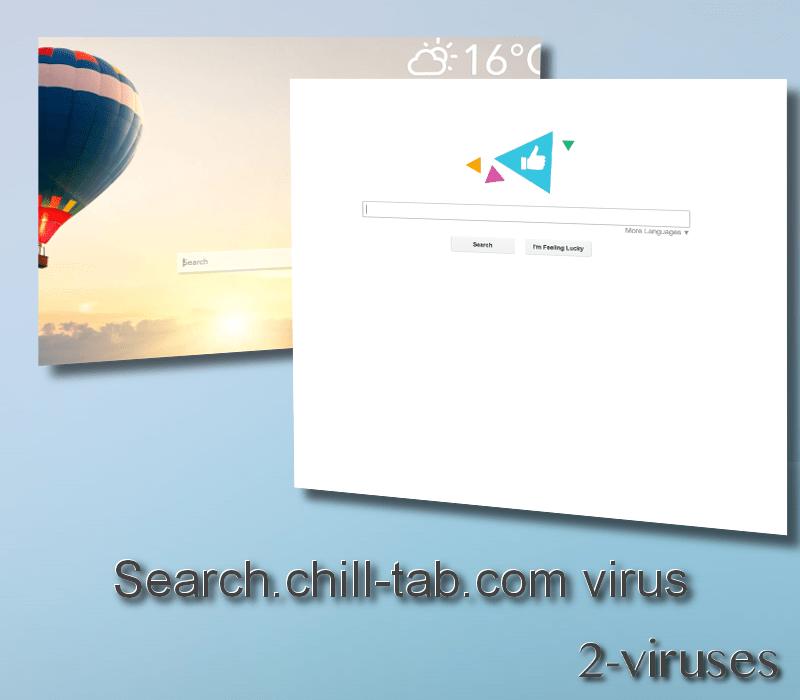 Search.chill-tab.com virus remove