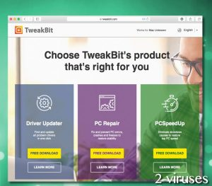 Tweakerbit Registry Optimizer
