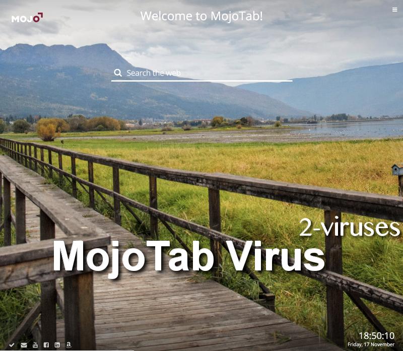 MojoTab Virus remove