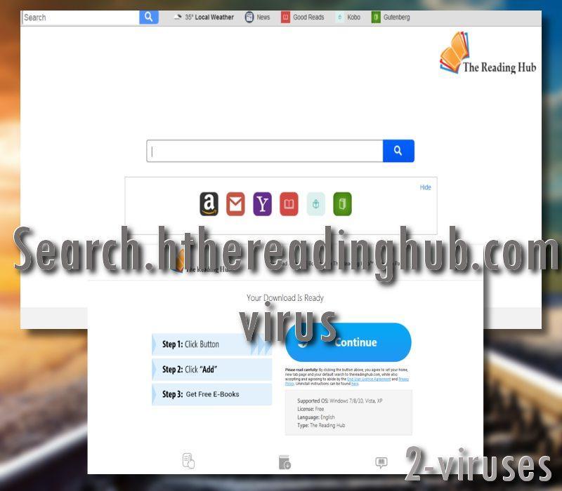 Search.hthereadinghub.com virus