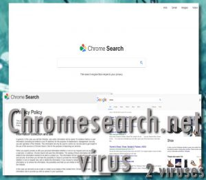 Chromesearch.net virus