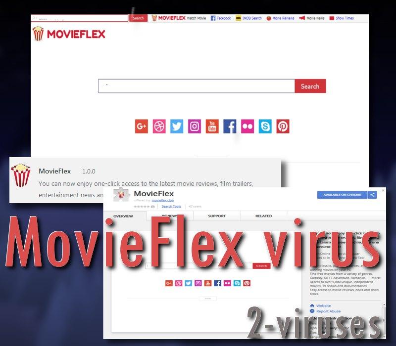 MovieFlex virus