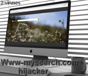 Www-mysearch.com hijacker