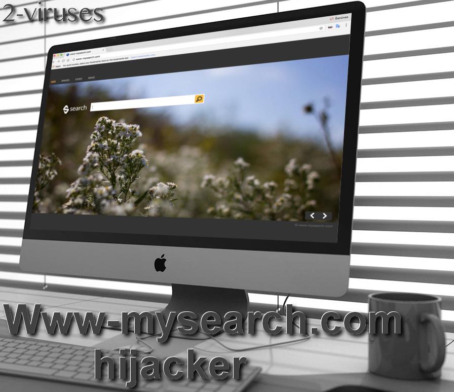 Www-mysearch.com hijacker remove