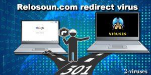 Relosoun.com omdirigering